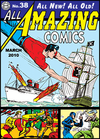 All-Amazing Comics #1